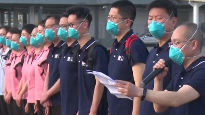 Photo of China coronavirus: 'Wartime state' declared for Urumqi in Xinjiang