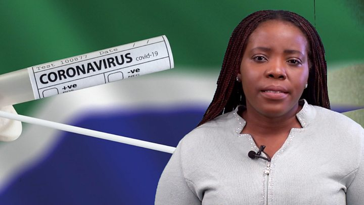 Photo of Coronavirus: South Africa bans alcohol sales again to combat Covid-19