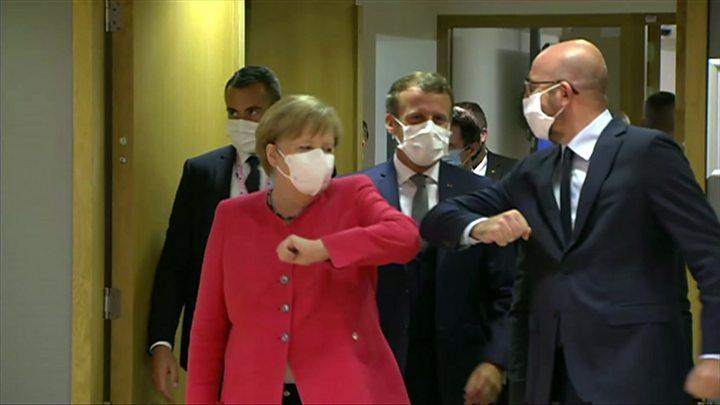 Photo of Coronavirus: EU leaders start third day of recovery talks