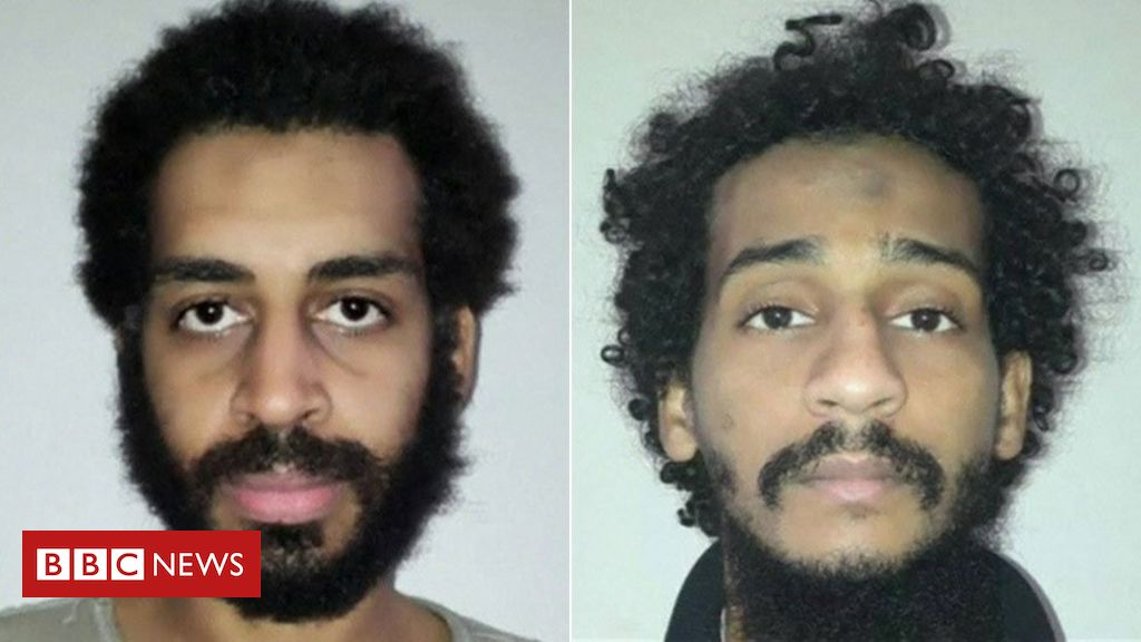 Photo of IS 'Beatles' will not face death penalty in US