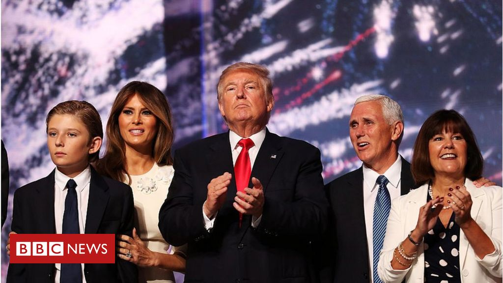 Photo of RNC 2020: The speakers and schedule for day two of Trump's Republican convention