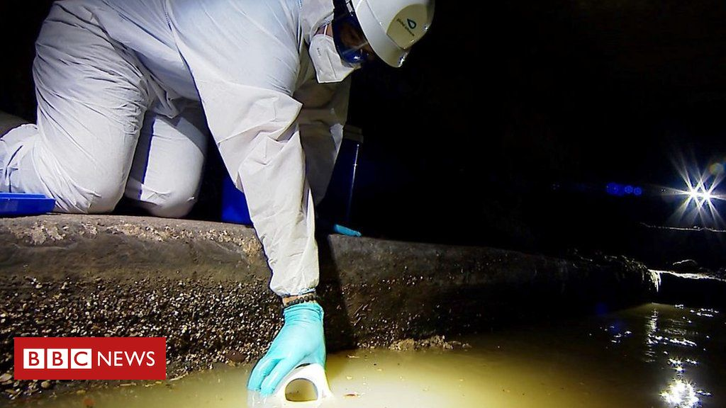 Photo of Coronavirus: Tracking new outbreaks in the sewers