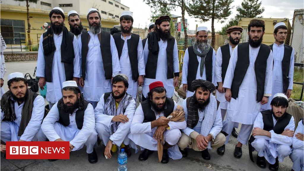 Photo of Taliban prisoner release: Afghan government begins setting free last 400