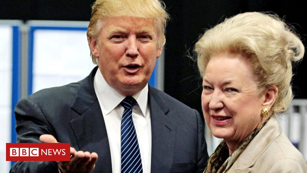 Photo of Donald Trump's sister says he's an 'unprincipled phoney'