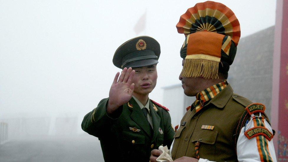 Photo of India accuses China of 'border violation'
