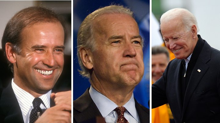 Photo of DNC 2020: Biden depicts election as battle of light and darkness