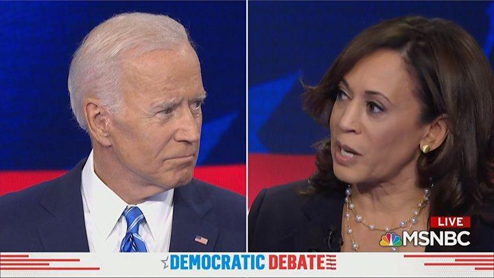 Photo of Biden VP pick: Kamala Harris chosen as running mate
