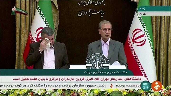 Photo of Coronavirus: Iran cover-up of deaths revealed by data leak
