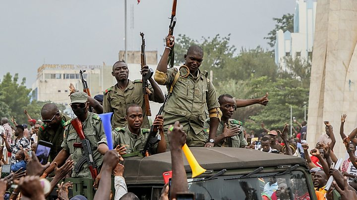 Photo of Mali coup: Military promises elections after ousting president