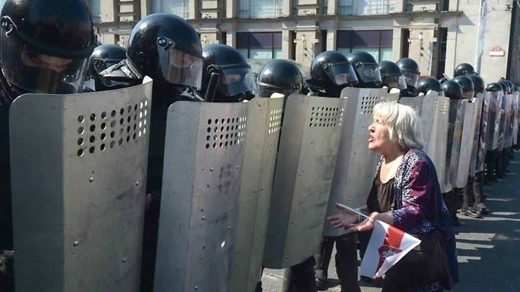 Photo of Svetlana Tikhanovskaya: Belarus opposition leader 'to address UN Security Council'