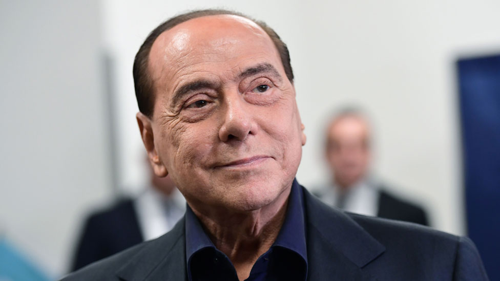 Photo of Coronavirus: Italy ex-PM Silvio Berlusconi in hospital
