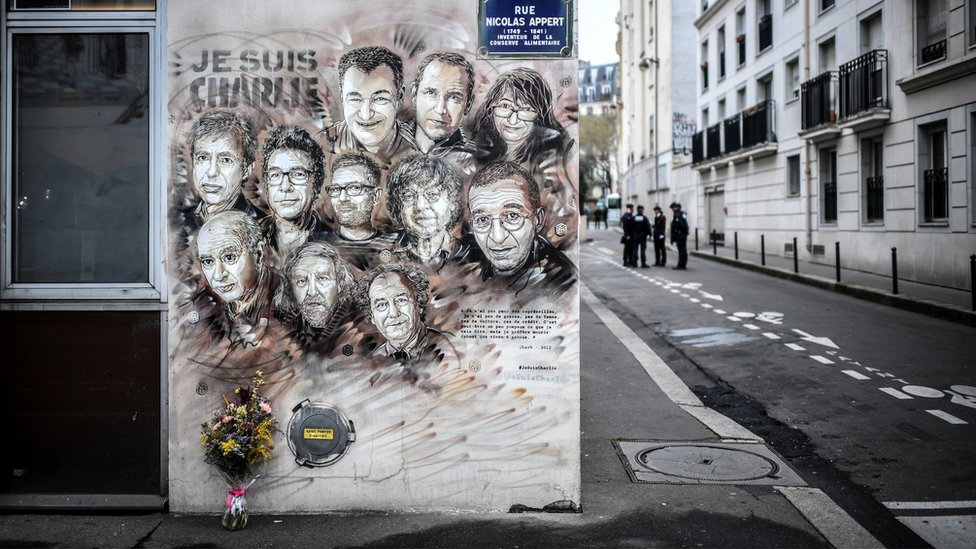 Photo of Charlie Hebdo: Fourteen suspects to face trial over Paris massacre