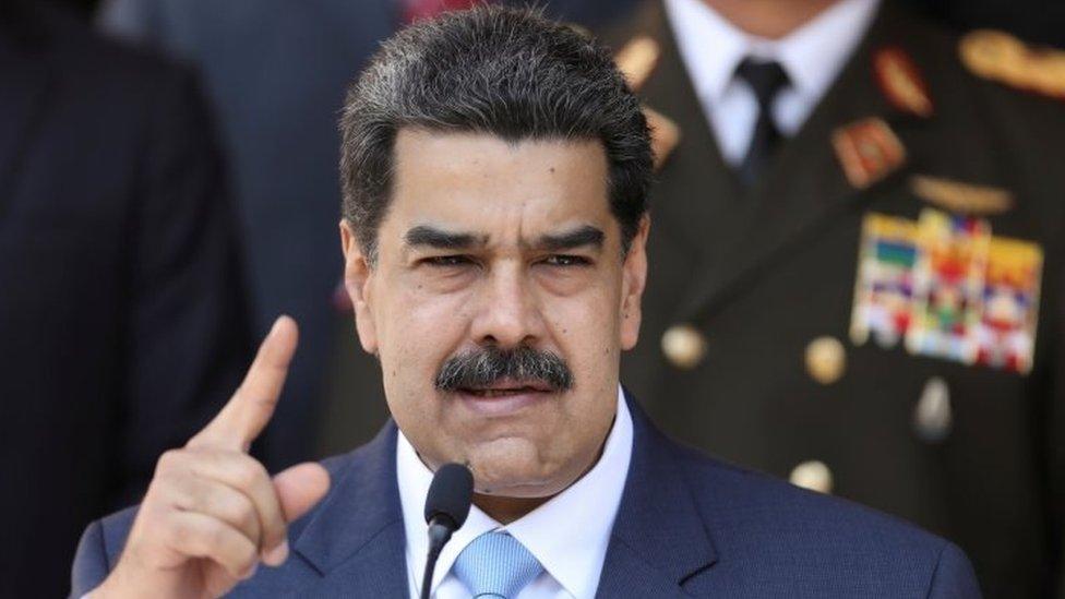 Photo of Venezuela: President Maduro says US spy seized near oil sites