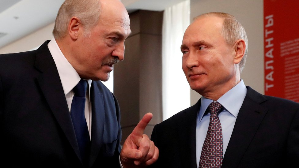 Photo of Belarus protests: Lukashenko to meet Putin as unrest continues