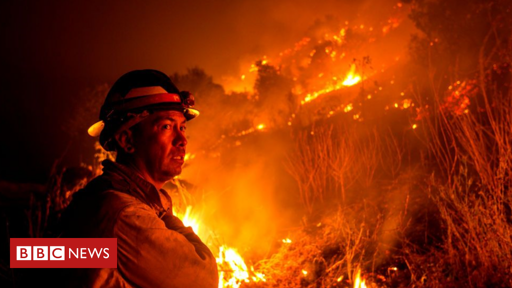 Photo of California wildfire trend 'driven by climate'