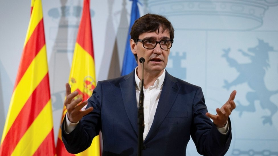 Photo of Coronavirus: Madrid at serious risk without tougher rules, minister warns