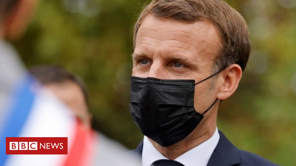 Photo of France's Macron vows to fight 'Islamist separatism'
