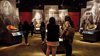 Photo of Native American women shape how museums frame Indigenous culture