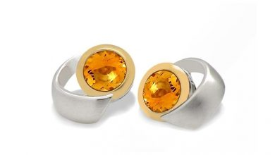 Photo of Amanda's Style File: Citrine and Topaz for November Birthdays