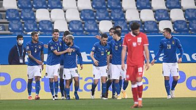 Photo of Italy Beats Poland 2-0 To Take Nations League Group Lead