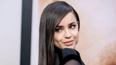 Photo of Sofia Carson on Her Couture-Filled New Era