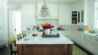 Photo of Lifestyle Blogger Jacey Duprie Takes Us Inside Her Stunning New Kitchen