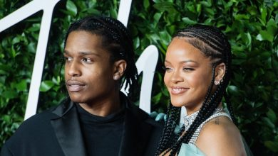 Photo of Rihanna And A$AP Rocky Are Reportedly 'Inseparable' And Very Into 'New Relationship'