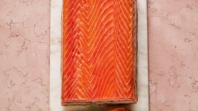 Photo of Felicity Cloake's Christmas recipe for smoked salmon paté