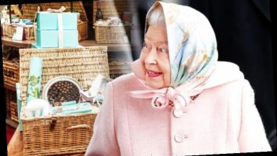 Photo of Inside the Queen's £2,500 Christmas hamper – her favourite food including foie gras