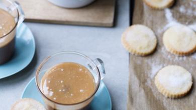 Photo of Rachel Allen: Salted caramel served three ways