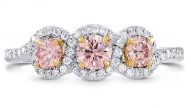 Photo of Australia Mints Pink Diamond Coins Worth $195,000