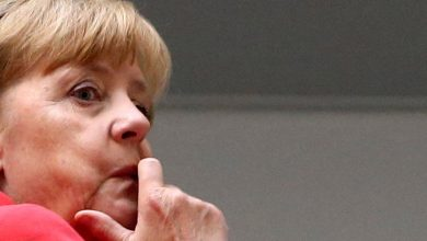 Photo of Merkel's CDU suffers huge blow in regional elections as Germans turn against chancellor
