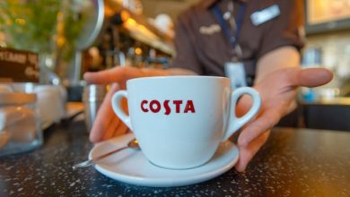 Photo of Costa Coffee: How to get drinks for 50p at Costa this week