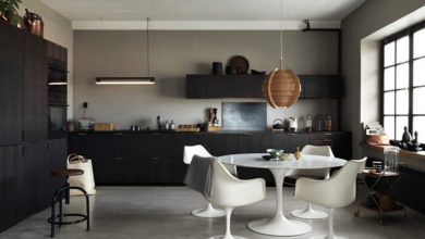 Photo of Modern Apartment with a Stylish Retro Vibe