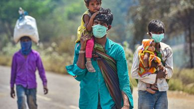 Photo of 'People are dying on the road' – charity worker on 'horrendous' Covid wave in India