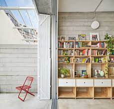 Photo of Warehouse Conversion into Two Residential Units in Madrid