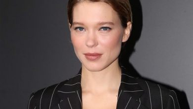 Photo of Cannes: Actress Lea Seydoux tests positive for Covid-19