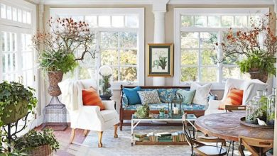 Photo of 26 Bright and Cheery Sunrooms That Are Filled with Inspiring Decor Ideas