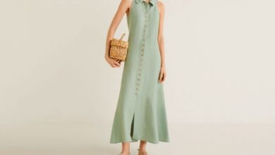 Photo of A Linen Dress Is The Only One You'll Need This Summer