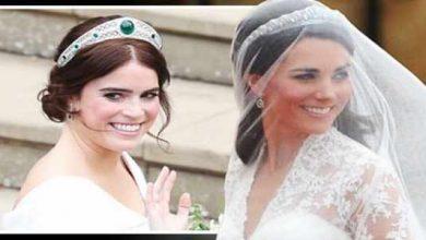 Photo of Princess Alexandra's £3million diamond tiara gives nod to Queen Elizabeth II's wedding