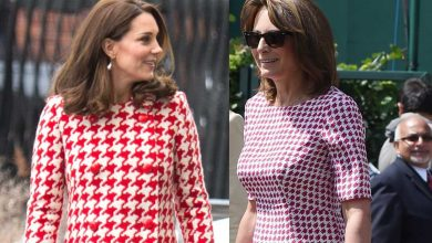 Photo of Like mother like daughter: Kate Middleton and Carole Middleton's matchy-matchy style