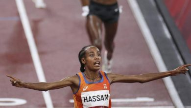 Photo of Tokyo Olympics: Sifan Hassan takes 5,000m gold in first leg of attempted treble