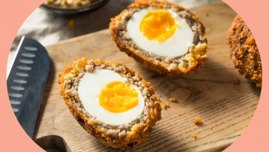 Photo of Queen's favourite Scotch Egg recipe for royal garden parties – how to make