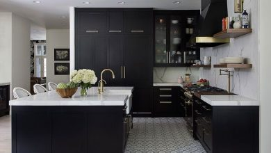 Photo of 80 Black Kitchen Cabinets – The Most Creative Designs & Ideas