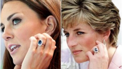 Photo of 'Adore them': Queen Letizia recycles £90 earrings from favourite Spanish jeweller