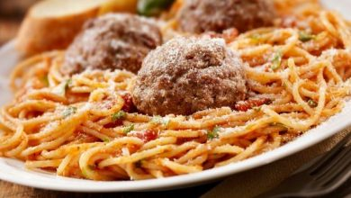 Photo of 'Big on flavour': Jamie Oliver's 'simple' meatball and pasta dish with unusual ingredient