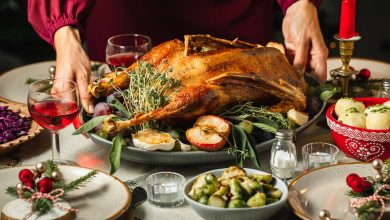 Photo of British Families stockpile turkeys and pudding for Christmas 'amid supply shortage'